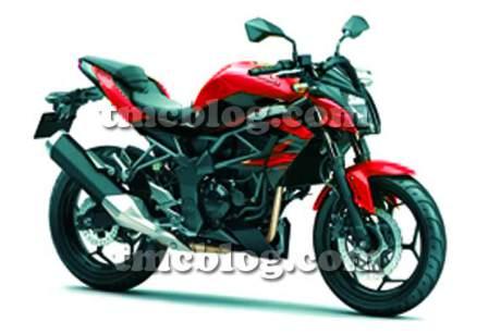 Kawasaki ra mắt Z250SL trong tuần này