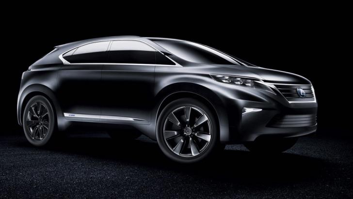 Lexus phát triển xe crossover 7 chỗ vào năm 2016