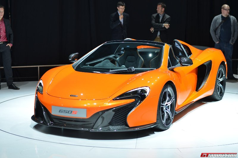 McLaren từ chối sản xuất xe SUV