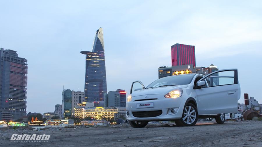 Mitsubishi xác lập kỷ lục doanh số mới