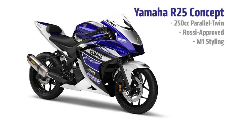 Yamaha sắp ra mắt R25?