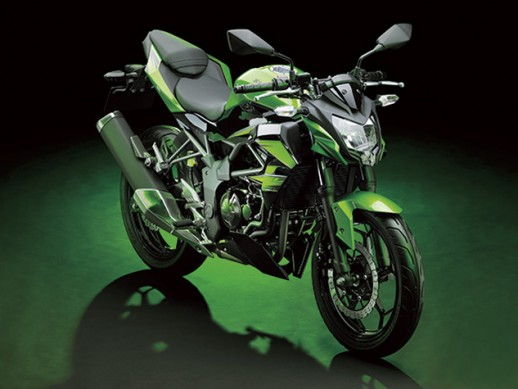 Kawasaki Z250 SL ra mắt thị trường châu Á