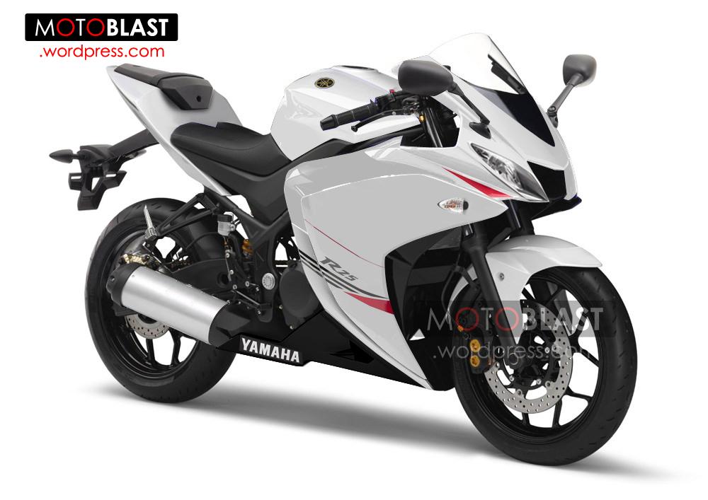 Lộ ảnh thực tế của Yamaha R25
