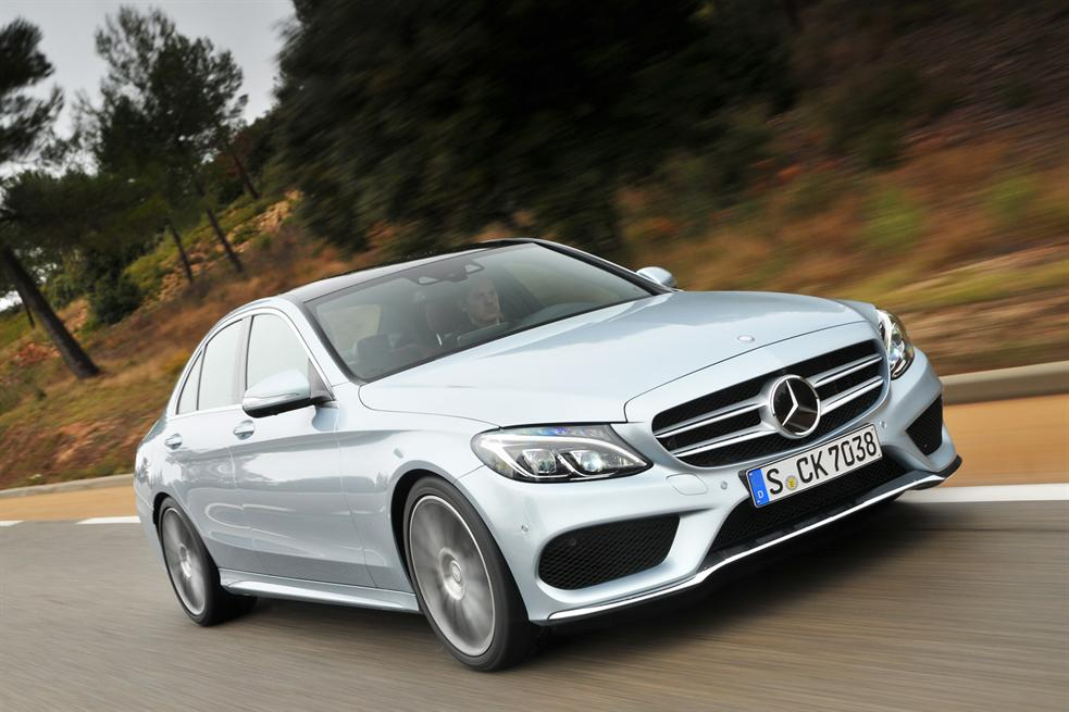 Mercedes-Benz lập kỷ lục về doanh số 4 tháng đầu năm