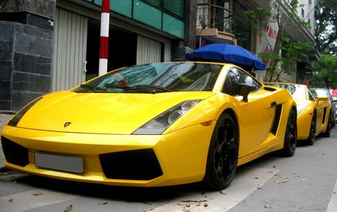 Siêu xe ở Việt Nam giá bao nhiêu?