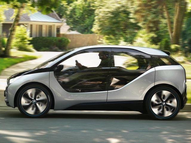 BMW i5 sẽ ra mắt vào năm 2016