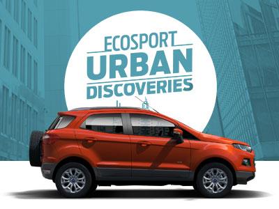 Ford Việt Nam khởi động hành trình khám phá cùng EcoSport