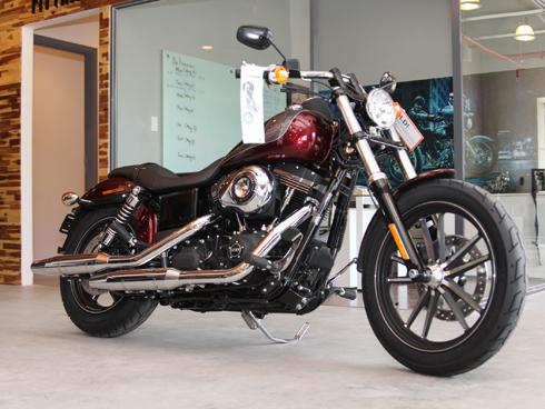 Harley-Davidson Street Bob Special 2014 độc nhất Việt Nam