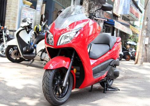 Honda Forza 2014 về Việt Nam