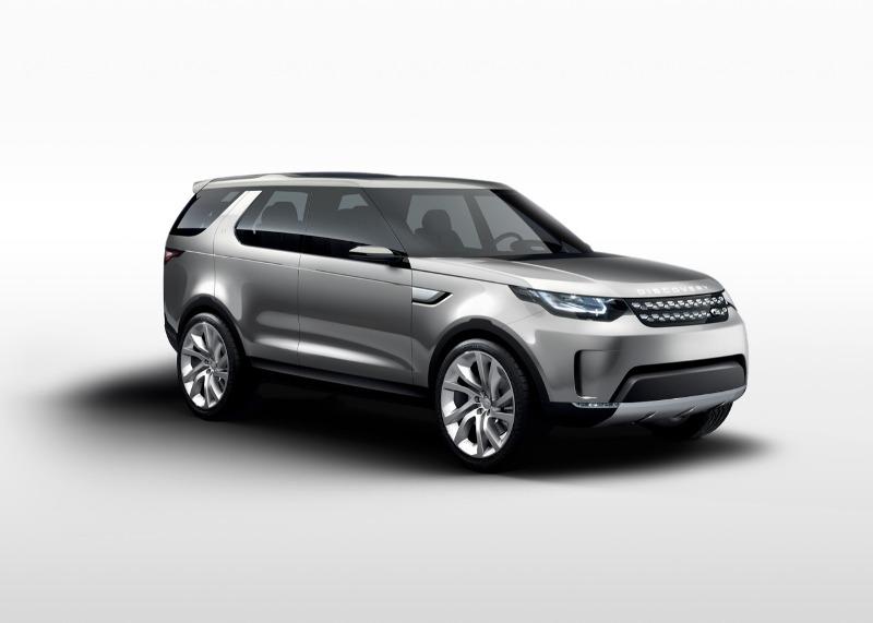 Land Rover dự định sản xuất 4 mẫu xe mỗi dòng