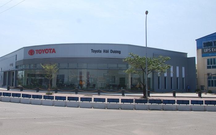 Toyota Hải Dương đi vào hoạt động