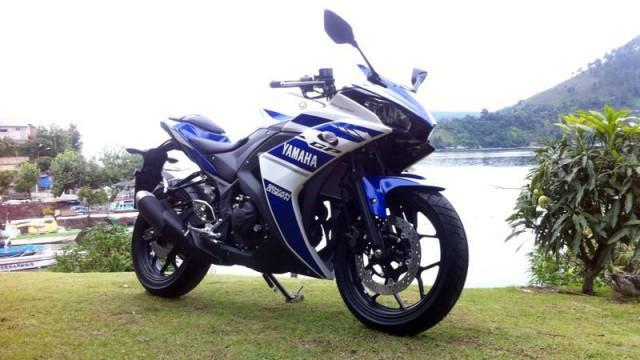 Yamaha R25 chính thức ra mắt
