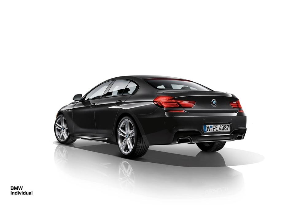 BMW vén màn 6-Series và M6 Gran Coupes phiên bản Bang & Ofulsen