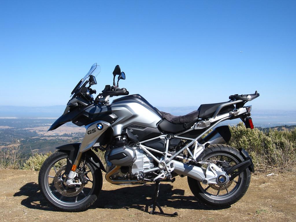 BMW Motorrad lại lập kỷ lục bán mô tô