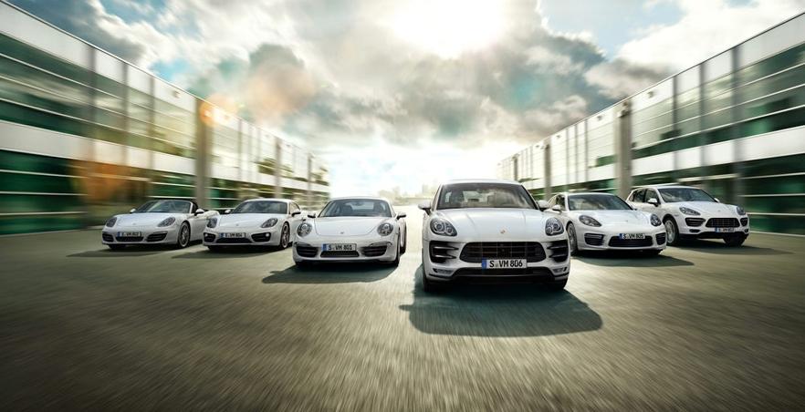 Doanh số Porsche tiếp tục tăng trưởng mạnh