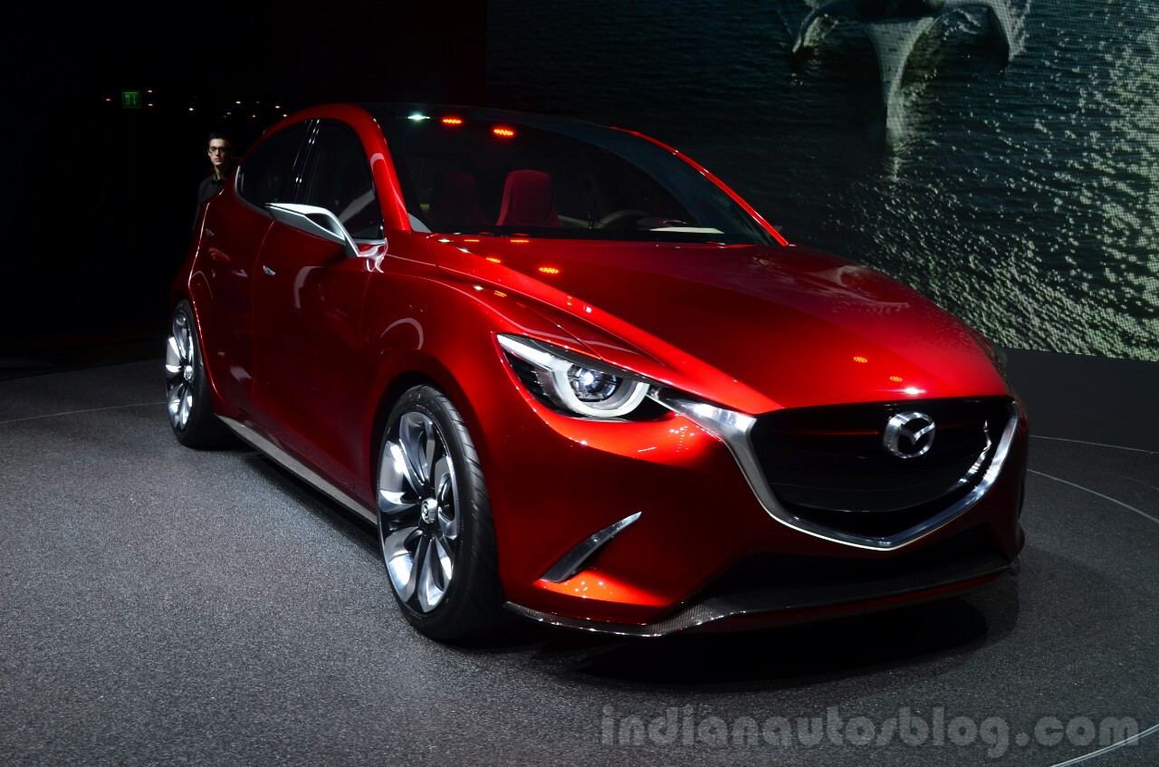 Mazda CX-3 sẽ đối đầu với Ford EcoSport vào năm tới