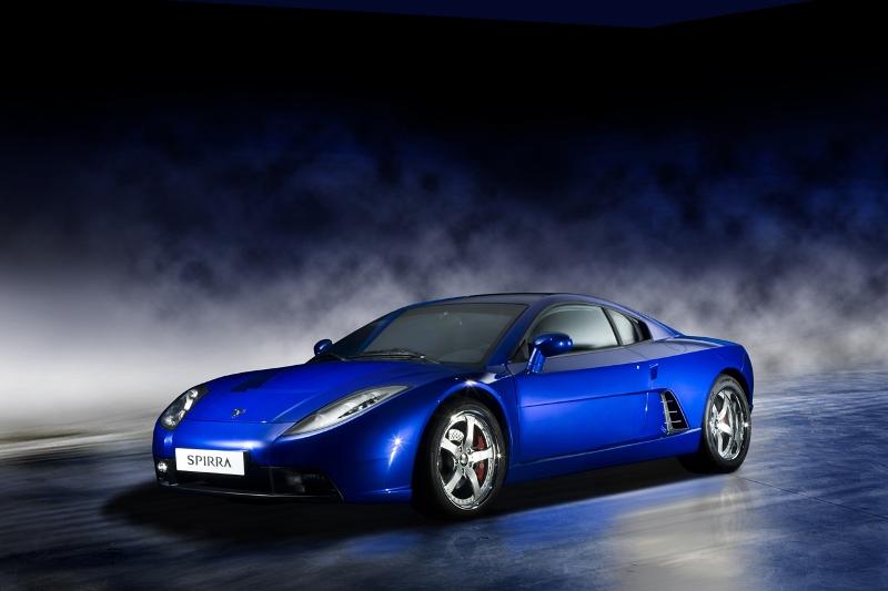 Siêu xe Hàn Quốc sắp góp mặt tại Geneva Motor Show