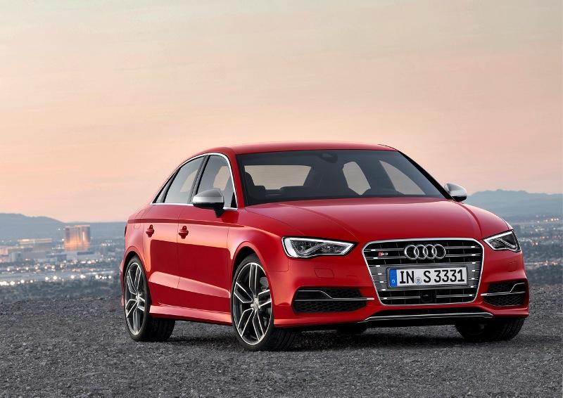 Audi lộ giá bán dòng A3 2014
