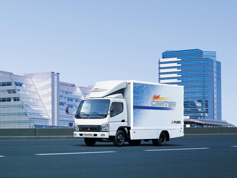 Kể từ tháng 07/2014, xe tải Mitsubishi sẽ do Mercedes-Benz Việt Nam phân phối