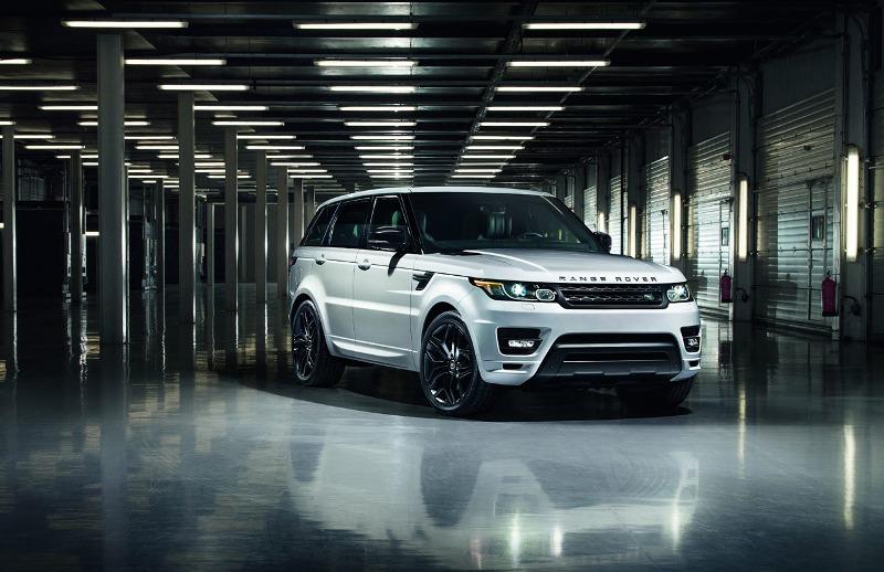 Land Rover giới thiệu dáng vẻ mới cho Range Rover Sport