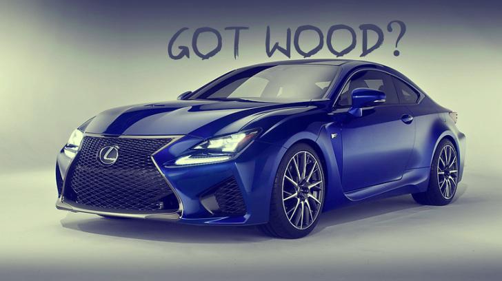 Lexus RC F sẽ ra mắt ở ngày hội tốc độ Goodwood