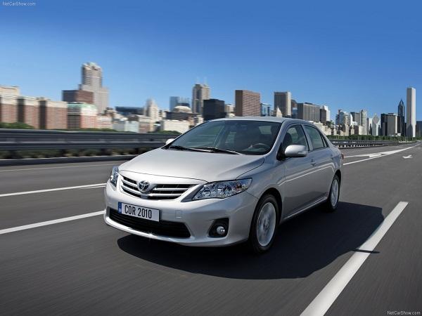 Mua Toyota Corolla Altis nhận ưu đãi 15 triệu đồng