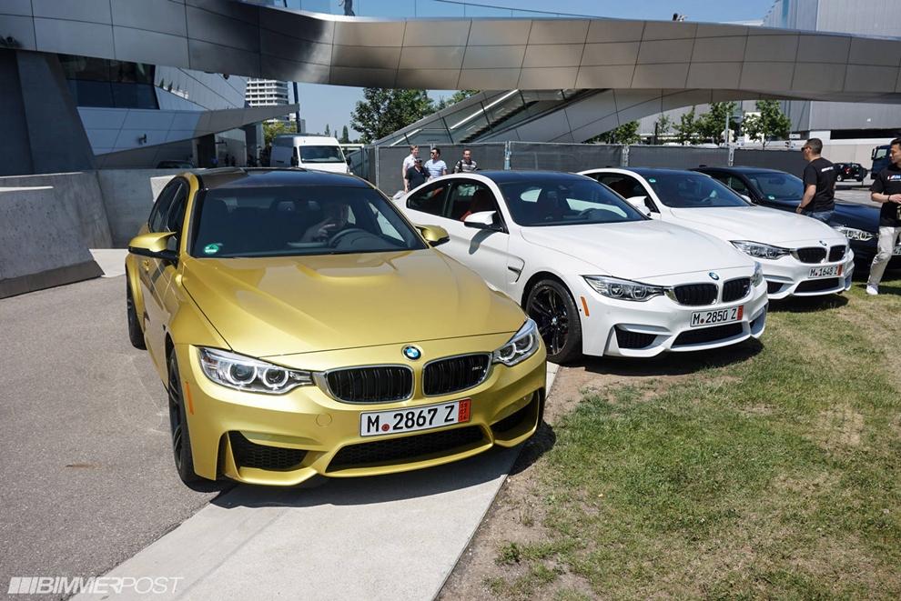 BMW M3 Sedan và M4 coupe bắt đầu đến tay khách hàng