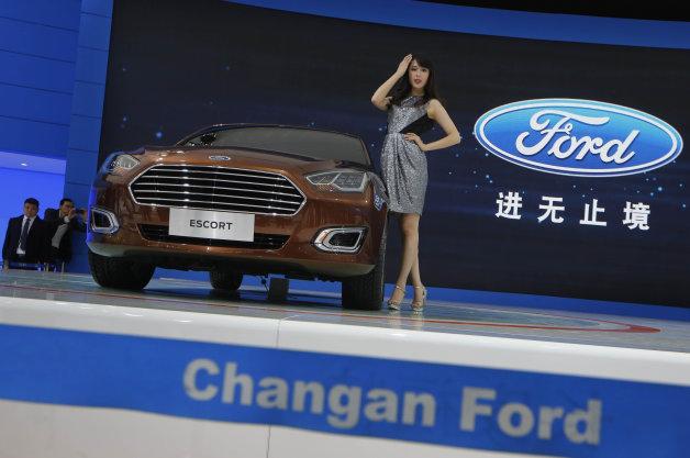 Ford mở liền 88 đại lý mới tại Trung Quốc trong 1 ngày