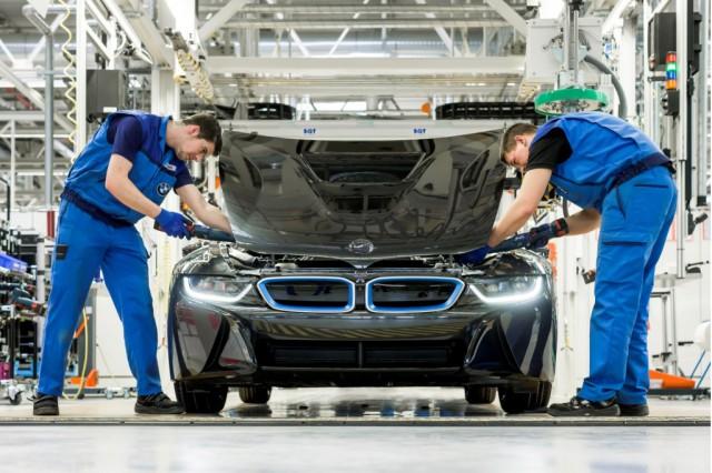 BMW đầu tư 1 tỷ đô xây dựng nhà máy ở Mexico