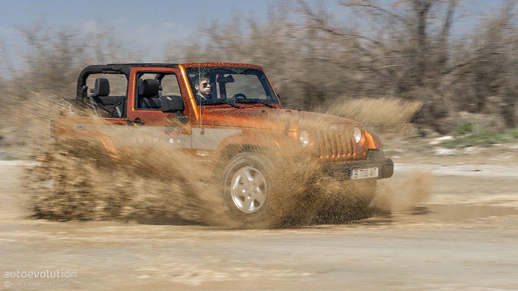Jeep Wrangler 2018 sẽ sử dụng khung gầm nhôm