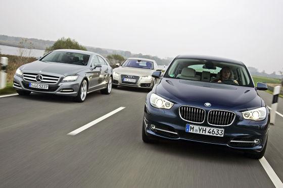 Nửa đầu năm 2014, BMW đánh bại Mercedes