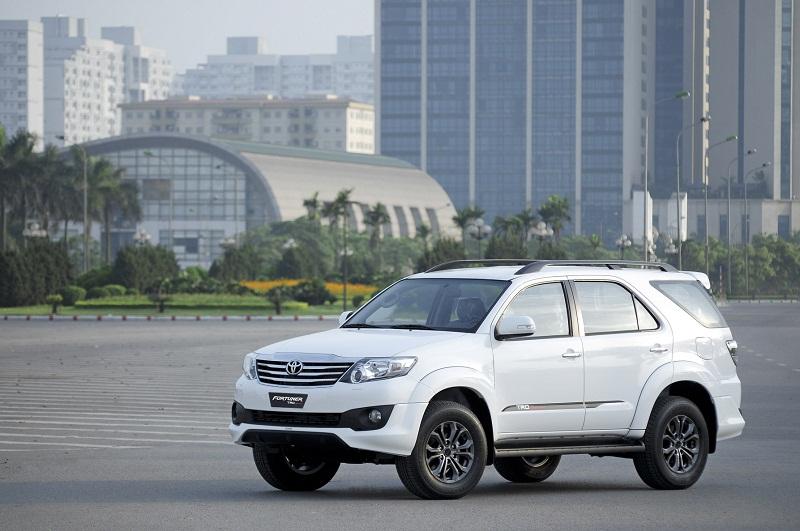 10 mẫu xe du lịch bán chạy nhất 6 tháng đầu năm 2014
