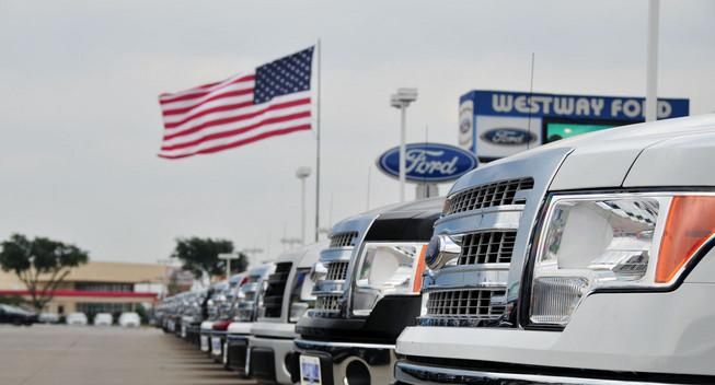 10 xe bán chạy nhất thị trường Mỹ tháng 6