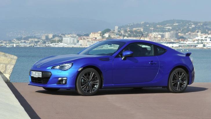 Subaru sẽ phát triển thế hệ thứ 2 của BRZ