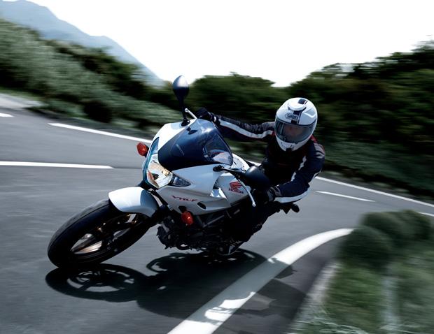 Honda VTR có thêm phiên bản mới