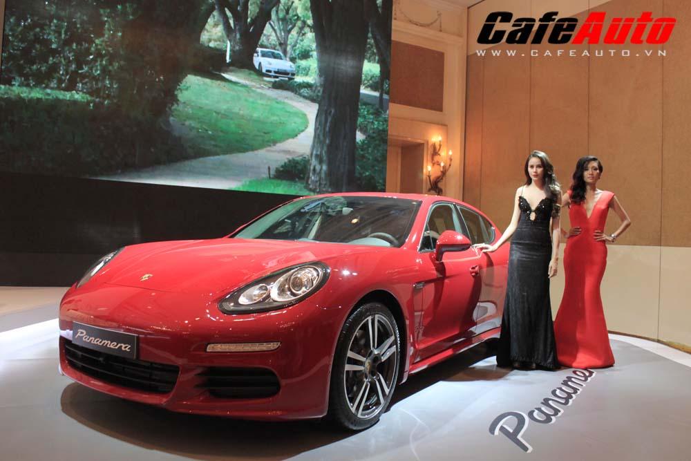 Porsche Việt Nam tăng trưởng 80% trong 6 tháng đầu năm