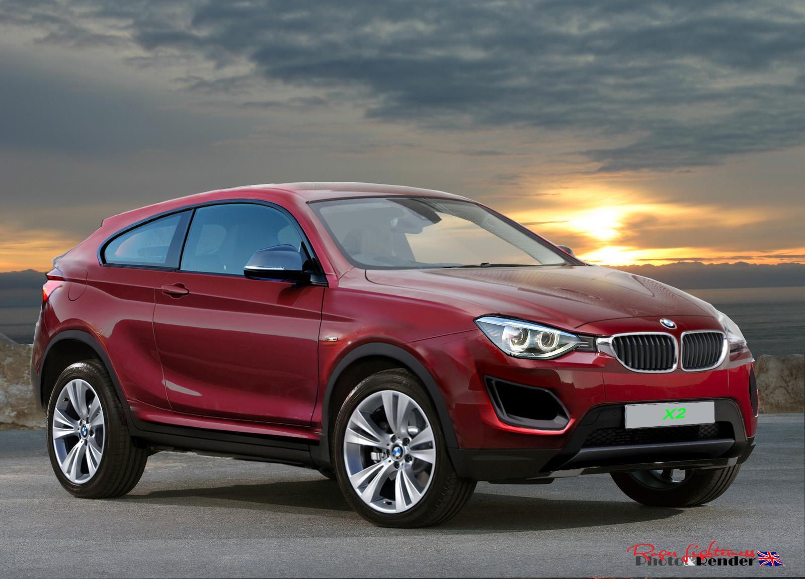 BMW X2 ra mắt vào năm 2017?