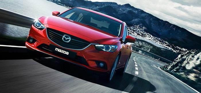 Mazda6 giảm giá hơn 100 triệu đồng tại Việt Nam