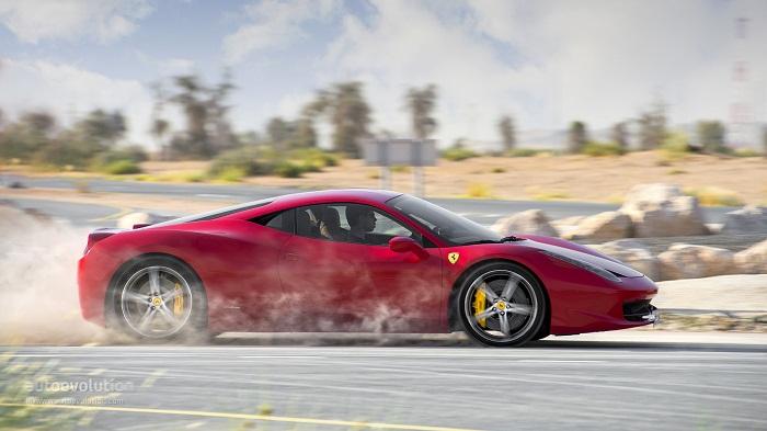 Ferrari 458 Italia sắp có thế hệ mới