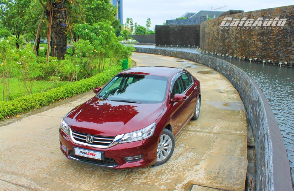 Honda Việt Nam thực hiện nhiều ưu đãi trong tháng 8