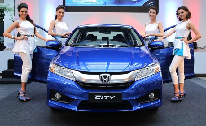 Quyết chiến Vios, Honda Việt Nam sắp ra mắt City thế hệ mới
