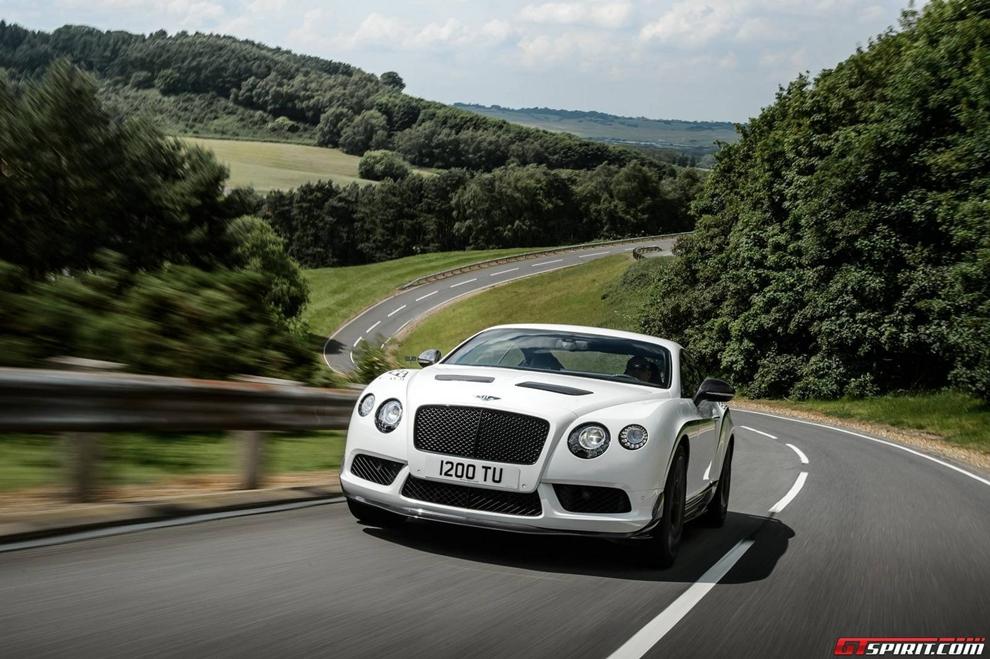 Siêu xe đua Bentley Continental GT3-R sẽ có giá từ 337.000 USD