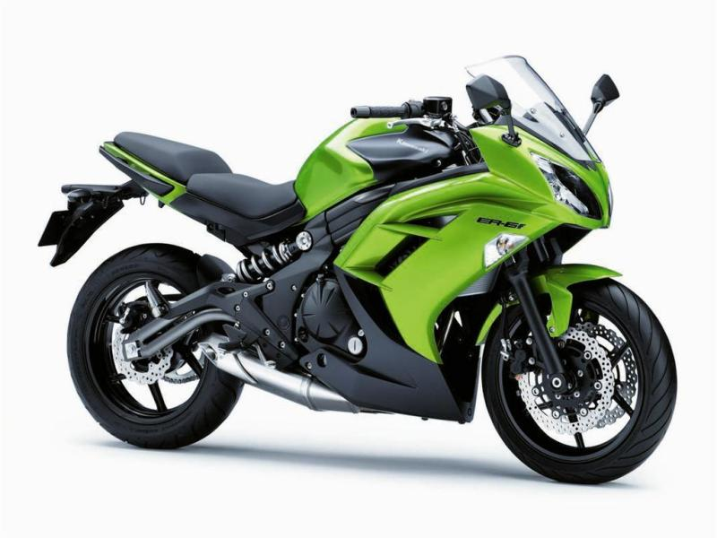 Kawasaki Ninja 650 thế hệ thứ 2 sắp ra mắt