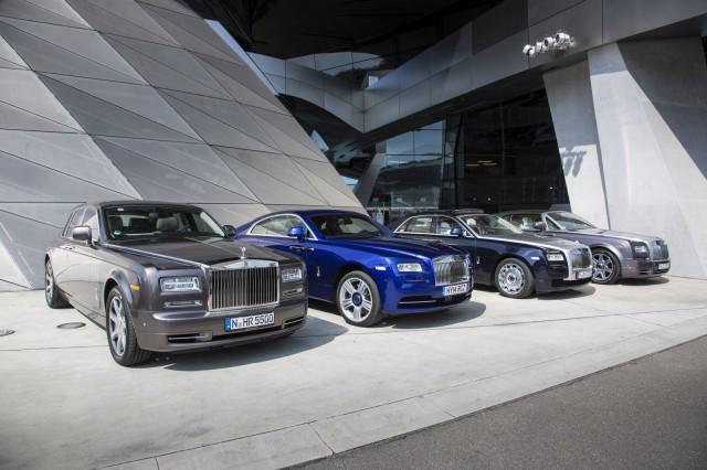 Showroom Rolls-Royce Hà Nội sẽ chính thức khai trương vào 27/8 tới