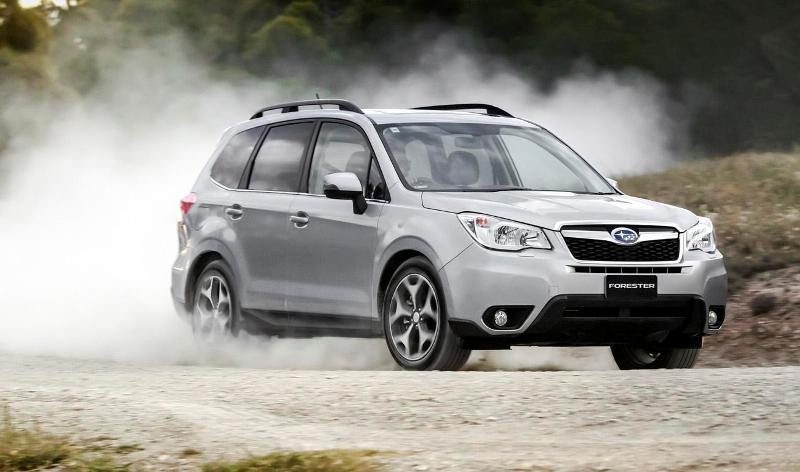 Subaru Forester tại Việt Nam không dính lỗi động cơ