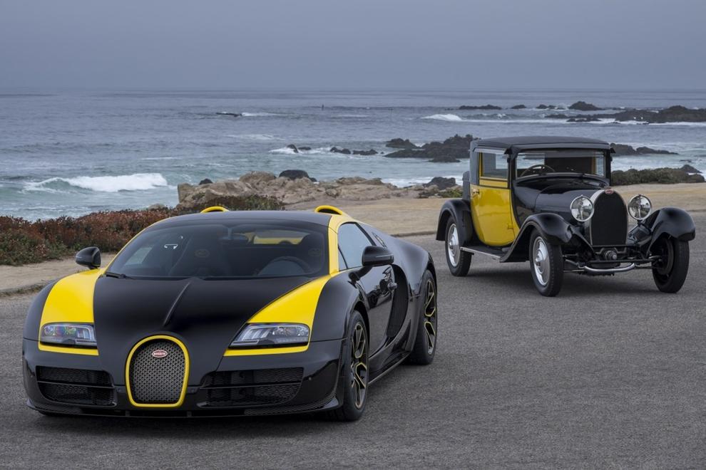 """Thêm bản độc của """"ông hoàng tốc độ"""" Bugatti Veyron"""