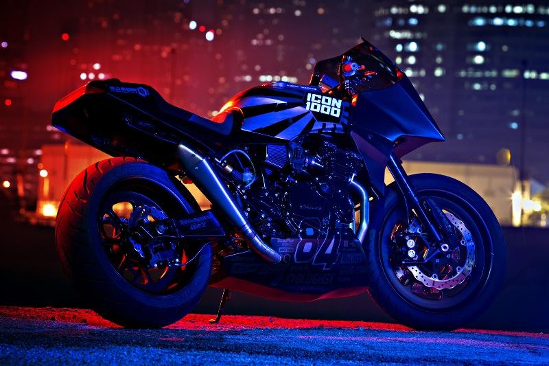 """Cụ tổ"" Kawasaki Ninja tái xuất"