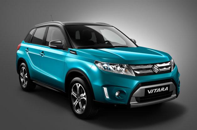 Suzuki Vitara mới sẽ ra mắt vào tháng 10 năm nay