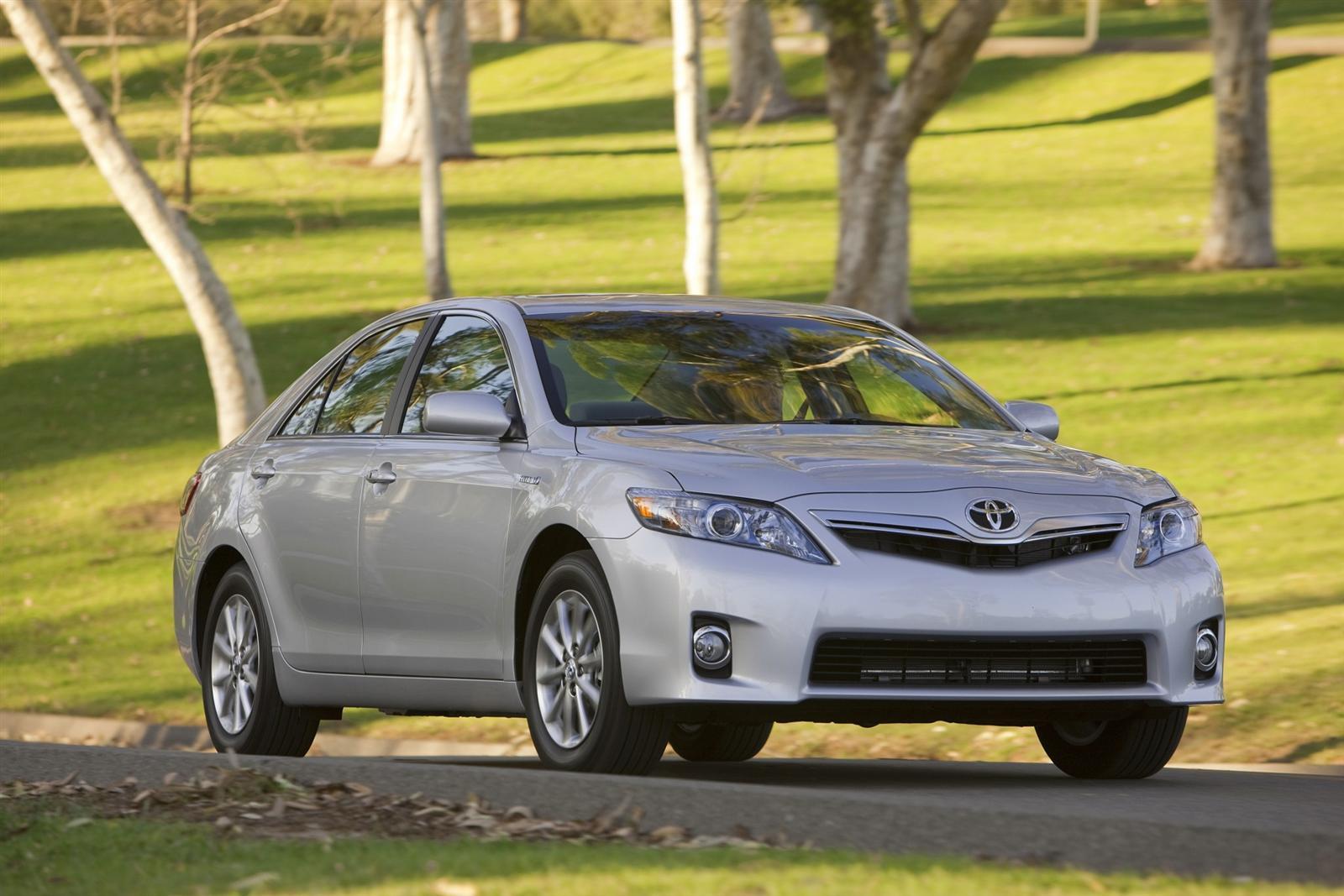 Toyota chỉ sửa chữa chứ không thu hồi Camry