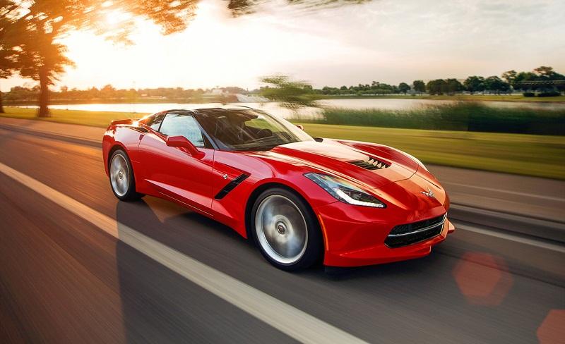 Chevrolet Corvette Z06 mẫu xe đáng mong chờ trong năm 2015
